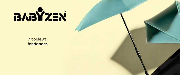 Marque Poussette Yoyo² avec ombrelle
