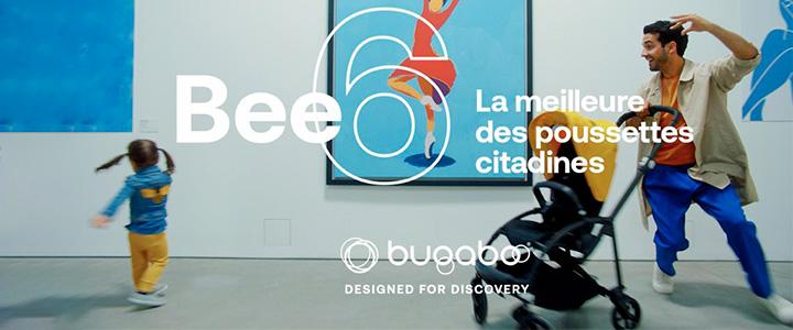 Marque Bugaboo Bee 6