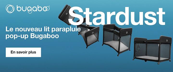 Marque Lit parapluie Stardust