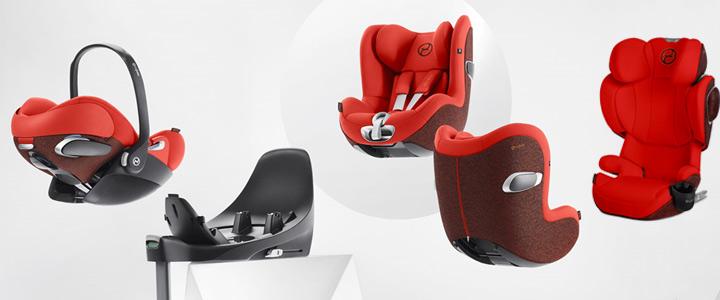 Marque Les sièges auto