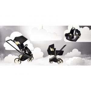 Cybex - 516430007 - Sac à langer noir-Wings by Jeremy Scott pour poussette Priam (338152)