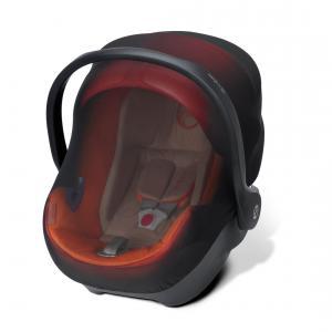 Cybex - 516405001 - Moustiquaire pour sièges auto ATON, ATON Q ou CLOUD Q/Z (338410)