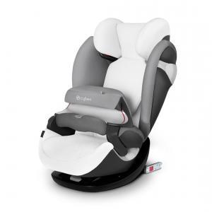 Cybex - 515402101 - Housse d'été blanc pour siège auto PALLAS M ou SOLUTION M (338680)