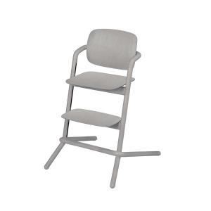 Cybex - 518002077 - Chaise haute LEMO gris-Storm grey (369088)