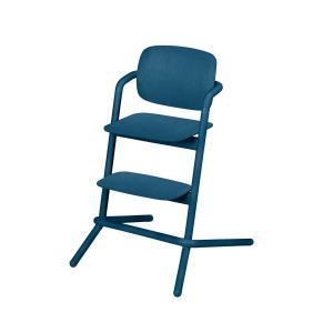 Cybex - 518001497 - Chaise haute LEMO bleu-Twilight blue (369094)