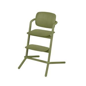Cybex - 518001493 - Chaise haute LEMO vert-Outback green (369098)
