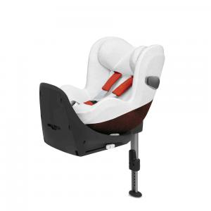 Cybex - 518000999 - Housse d'été blanc pour siège auto SIRONA Z i-size (369314)
