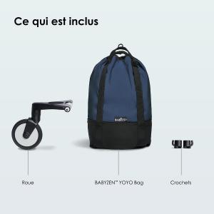 Babyzen - BZ10212-10 - Sac shopping YOYO bag Marine (383564)