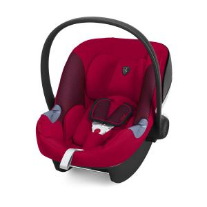 Cybex - 519000189 - Siège auto ATON M I-SIZE Racing Red - rouge (383826)