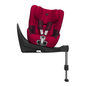 Cybex - 519000215 - Siège auto SIRONA S I-SIZE Racing Red - rouge (383838)