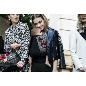 Cybex - 519000171 - Porte bébé YEMA TIE collection fashion Rebellious (385236)