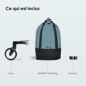 Babyzen - BZ10212-13 - Sac shopping YOYO bag Aqua (405706)