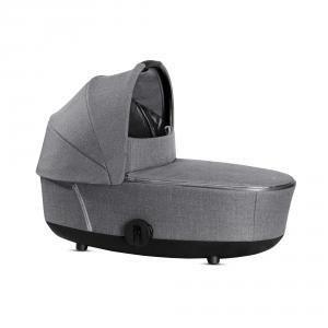 Cybex - 519004183 - Nacelle MIOS Plus Manhattan Grey-gris (413408)