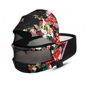 Cybex - 519003987 - Nacelle PRIAM Spring Blossom Dark - noir (413670)