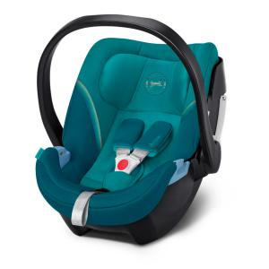 Cybex - 520000165 - Siège-auto bébé Cybex ATON 5 River Blue - turquoise (418970)