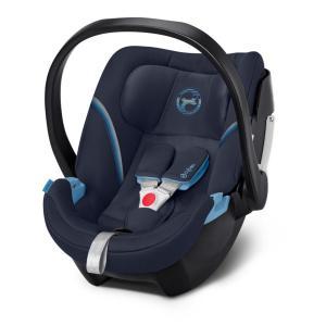Cybex - 520000163 - Siège-auto bébé ATON 5 Navy Blue - navy blue (418972)