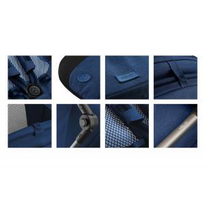 Cybex - 520002073 - Poussette MELIO TAUPE Deep Black - black (419034)