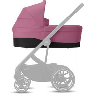 Cybex - 520001545 - Nacelle Cot S 2 Magnolia Pink - purple (419100)