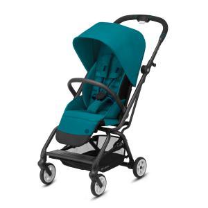 Cybex - 520001829 - Poussette EEZY S TWIST 2  River Blue - turquoise (419126)