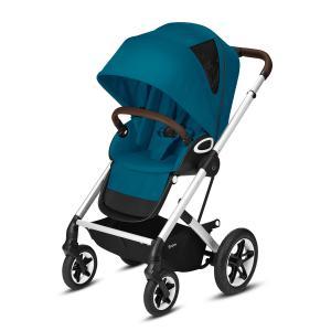 Cybex - 520001481 - Poussette TALOS S LUX chrome River Blue - turquoise (419186)