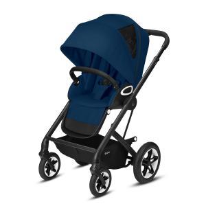 Cybex - 520001419 - Poussette TALOS S LUX noir Navy Blue - navy blue (419200)
