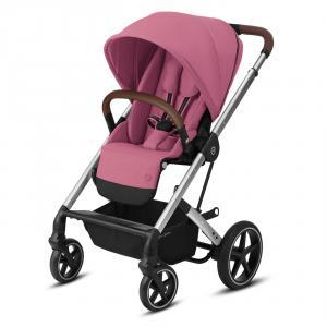 Cybex - 520001245 - Poussette BALIOS S LUX chrome Magnolia Pink - purple (419220)