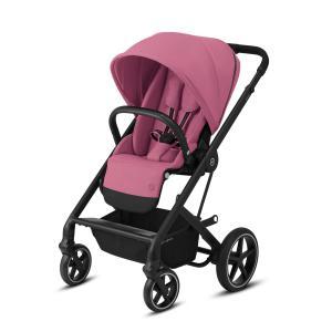 Cybex - 520001185 - Poussette BALIOS S LUX noir Magnolia Pink - purple (419232)