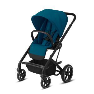 Cybex - 520001181 - Poussette BALIOS S LUX noir River Blue - turquoise (419234)