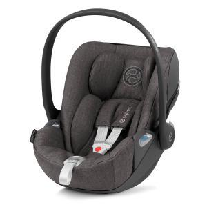 Cybex - 520000031 - Siège-auto bébé CLOUD Z I-SIZE PLUS Soho Grey - mid grey (419334)
