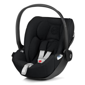 Cybex - 520000003 - Siège-auto bébé CLOUD Z I-SIZE Deep Black - black (419354)