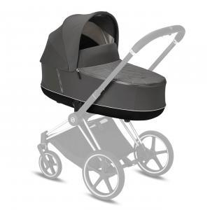 Cybex - 520000741 - Nacelle de luxe PRIAM Soho Grey - mid grey (419464)