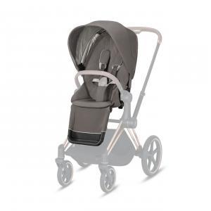 Cybex - 520000685 - Pack siège PRIAM Soho Grey - mid grey (419478)