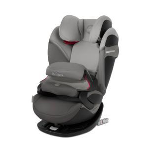 Cybex - 520000557 - Siège-auto PALLAS S-FIX Soho Grey - mid grey (419668)