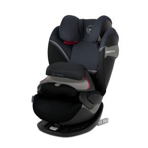 Cybex - 520000559 - Siège-auto junior PALLAS S-FIX Granite Black - black (419670)
