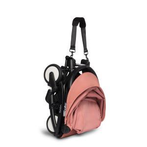 Babyzen - BU267 - Poussette YOYO² cadre noir 6+ pack couleur ginger (422402)