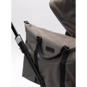 Bugaboo - 180154AM01 - Donkey3 MONO MINERAL complete NOIR TAUPE (423868)