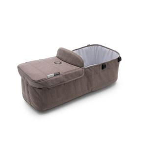 Bugaboo - 180116AM02 - Donkey3 JUMEAUX MINERAL nacelle  TAUPE (423872)
