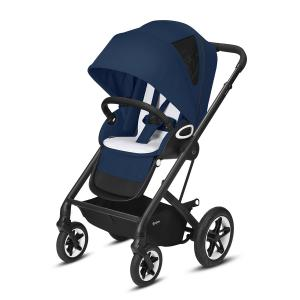 Cybex - 520004363 - Coussin amovible respirant gris (455452)
