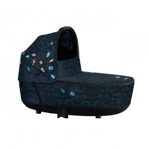 Cybex - 521000033 - Nacelle Priam Jewels of Nature-dark blue (457614)