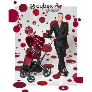 Cybex - 521001859 - Habillage siège Priam Collection Petticoat x Jeremy Scott (463360)