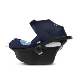 Cybex - 521001151 - Coque ATON M Cybex Navy Blue 2021 (464322)