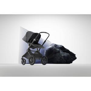 Bugaboo - 180154MC01 - donkey3 mineral MONO complete base NOIR (464510)