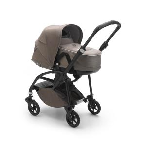 Bugaboo - 500233AM01 - Nacelle Bugaboo Bee6 Mineral NOIR/TAUPE (464520)