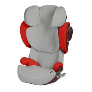 Cybex - 521002063 - Housse de protection siège-auto SOLUTION Z-FIX Grise (469652)