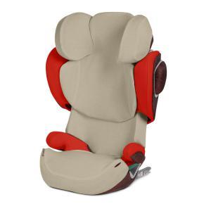 Cybex - 521002065 - Housse de protection siège-auto SOLUTION Z-FIX Beige (469654)
