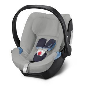 Cybex - 521002069 - Housse de protection siège-auto ATON 5 Grise (469656)
