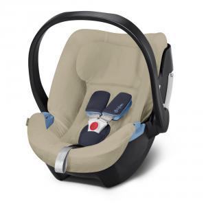 Cybex - 521002071 - Housse de protection siège-auto ATON 5 Beige (469658)