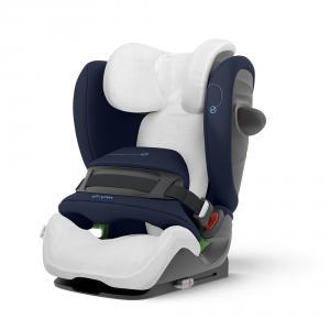 Cybex - 521002097 - Housse de protection siège-auto PALLAS G-FIX blanche (469672)