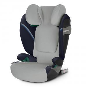 Cybex - 521002093 - Housse de protection siège-auto PALLAS S-FIX/SOLUTION S-FIX Grise (469678)